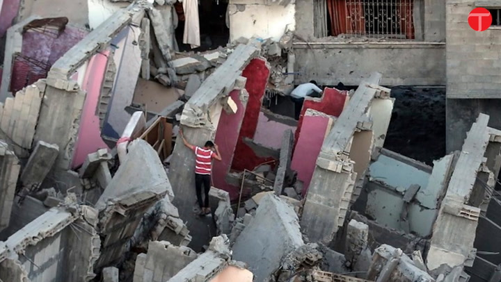 With the newly announced ceasefire, how are things looking up for Palestinians?