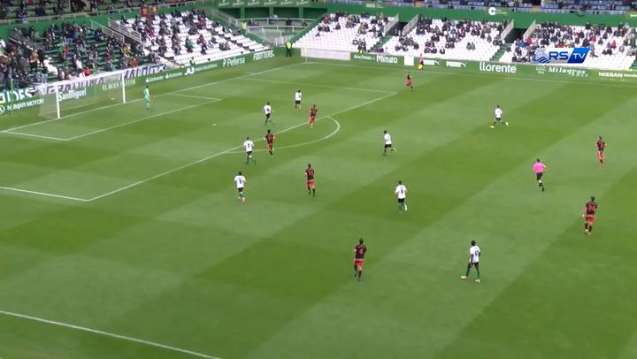 Resumen del partido Racing de Santander 0-1 Sanse _Real Sociedad 2ªB