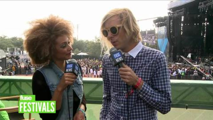 Festivals: Voodoo 2012: AWOLNATION Talk Mr. Rogers-Inspired 'Kill Your Heroes' Music Video