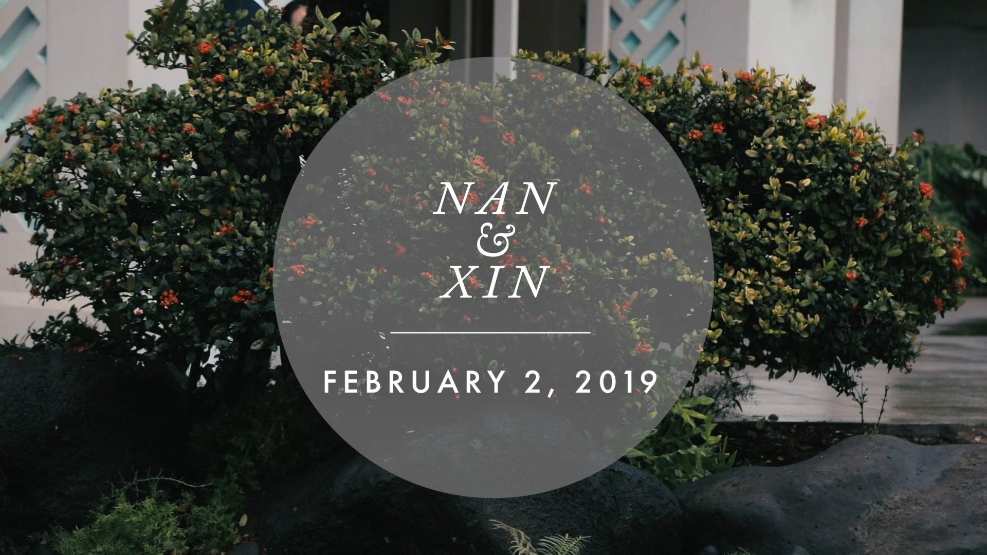 Nan + Xin | Wailea-Makena, Hawaii | Gannon's