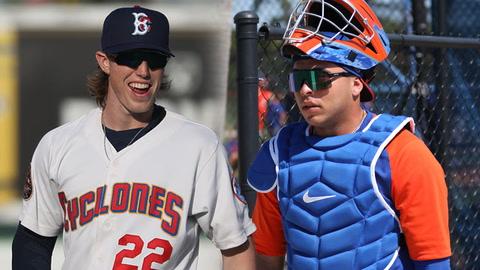 Why Brett Baty, Francisco Alvarez are Mets' untouchable prospects