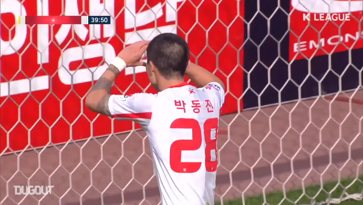 All Goals from K League Round 26