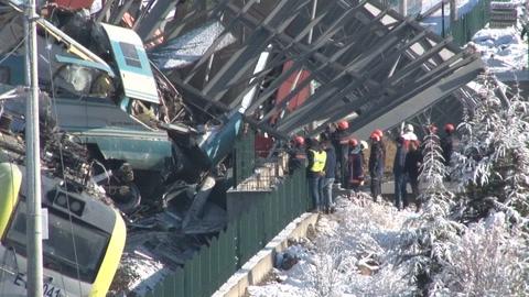 Al menos nueve muertos en accidente ferroviario en Turquía