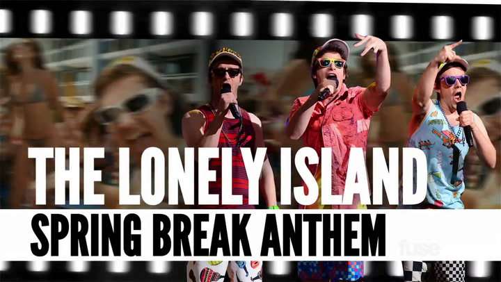 Web Shows: Listolgy:  28 Spring Break Rules We Learned From Music Videos