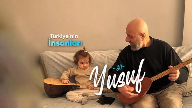 Türkiye'nin İnsanları - Dana Yusuf