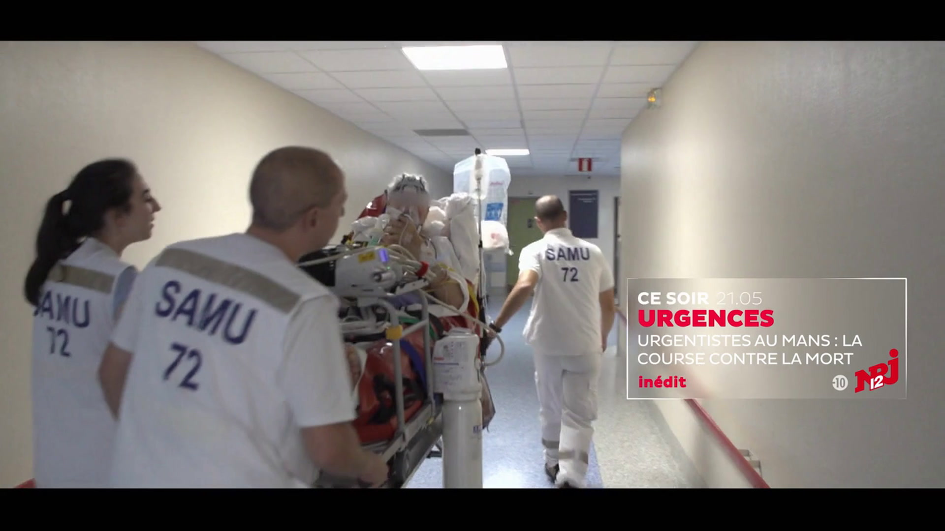Urgences : Urgentistes au Mans : la course contre la mort