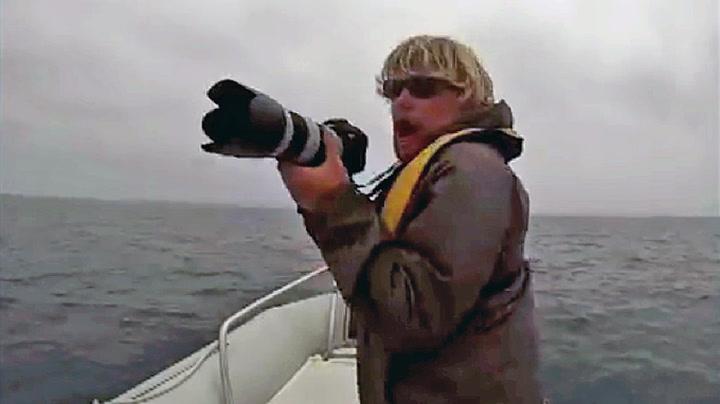 Her oppdager han blåhvalen