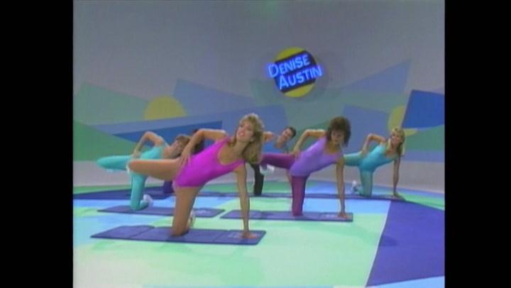 Denise Austin: Hips, Thighs, & Buttocks