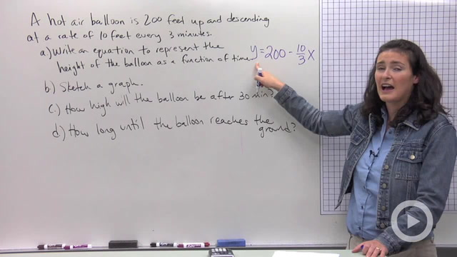Applications of Linear Equations - Problem 2