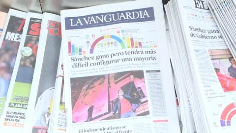 Escepticismo y frustración en España, de nuevo ante difícil desafío de formar gobierno