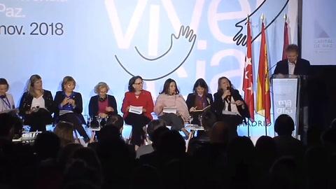 Fein: Las mujeres hemos dado muchas batallas, pero aún quedan muchas por ganar