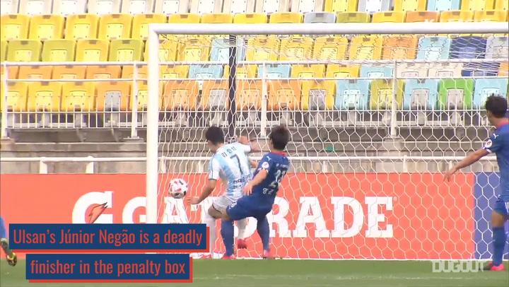 Clash of the K League's Brazilian titans: Júnior Negão Vs Cesinha