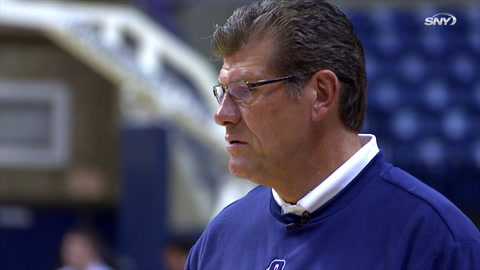 UConn coach Geno Auriemma on how he recruits 'the right players' to be Huskies