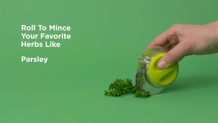 Preview image of Chef'n HerbZoom Herb Mincer video