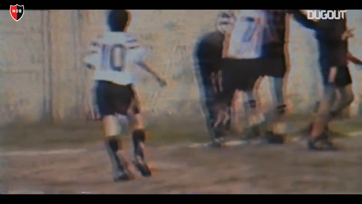 Messi, Newell's Old Boys'ta Oynamanın Hayalini Kuruyor