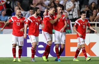 Rusia se clasifica a la Eurocopa 2020, en la que será uno de los países anfitriones