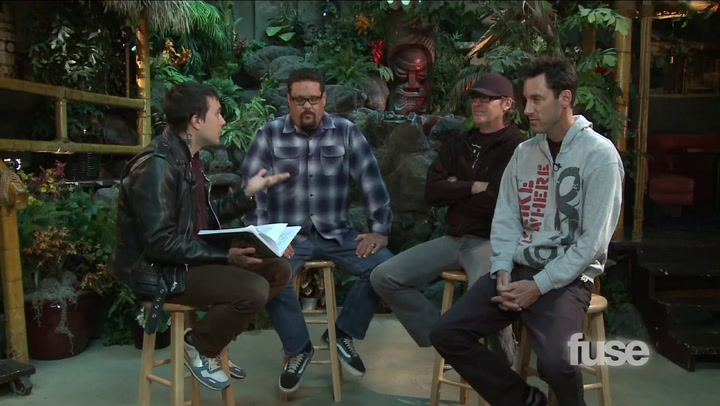 Shows: Hoppus on Music: Pennywise Advise Young Bands - Hoppus On Music