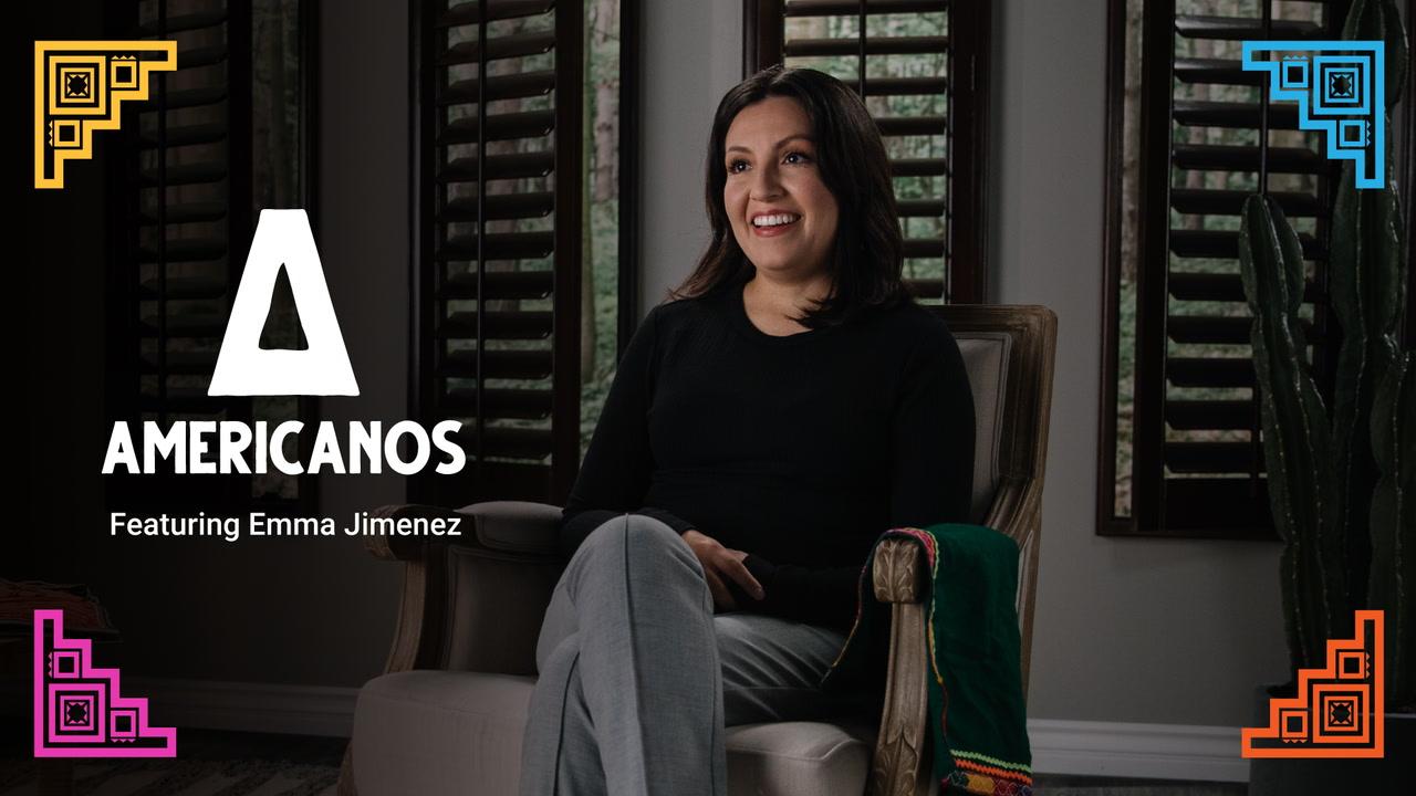Americanos: Emma Jimenez