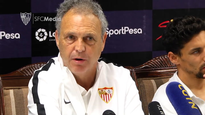 Caparrós habló de su cambio de rol en el club