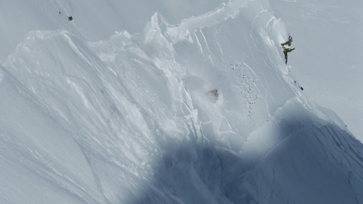Earlier this year while filming a part for The North Face film Defiance, Victor de Le Rue was caught in an avalanche that sent him hurtling over three small cliffs. He detailed the experience for us exclusively on The Inertia. Footage courtesy of The North Face.