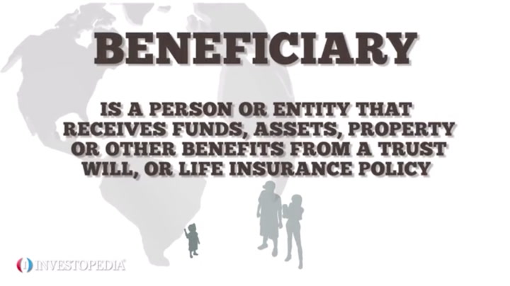 Primary Beneficiary Definition