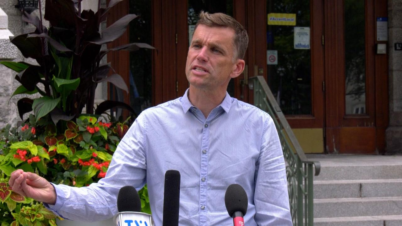 Le troisième lien rattrape les candidats à la mairie de Québec