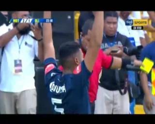 El golazo de Marcelo Pereira para firmar su doblete en la final del Clausura