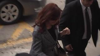 Cristina Kirchner de nuevo ante tribunales por corrupción