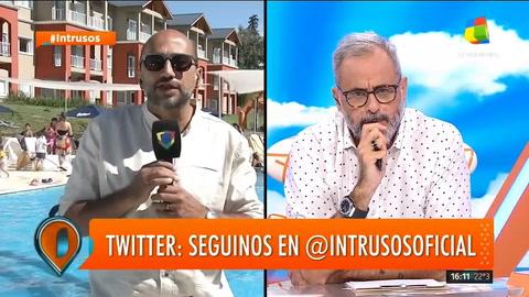 Escándalo entre Andrea Rincón y la producción de Acaloradas