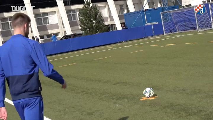 Dinamo Zagreb Dizzy Penalty Challenge