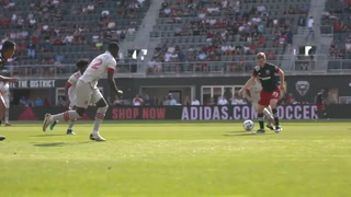 Andy Najar pensó en dejar el fútbol debido a las lesiones, pero en DC United ha vuelto a nacer: