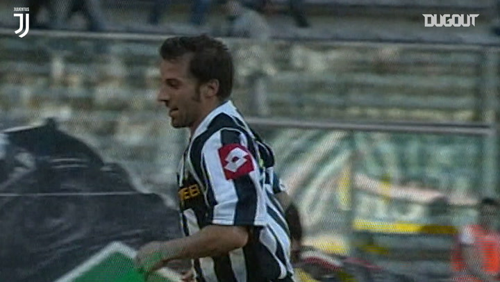 Alessandro Del Piero's thunderous volley sinks Brescia