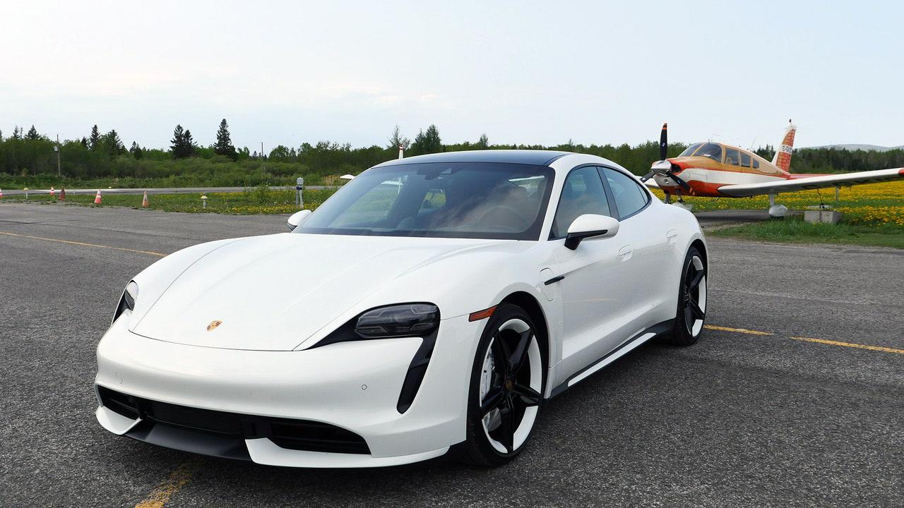 KILOWATT-HEURE | Essai de la Porsche Taycan Turbo [VIDÉO]