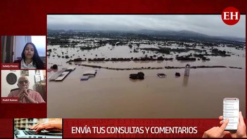 Las repercusiones en Honduras tras los dos potentes desastres naturales #Eta e #Iota