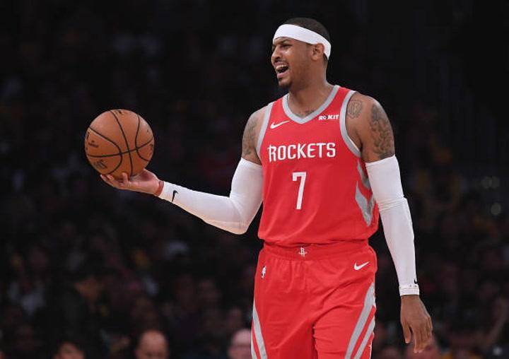 Rockets start Danuel House Jr. over Eric Gordon vs. Spurs