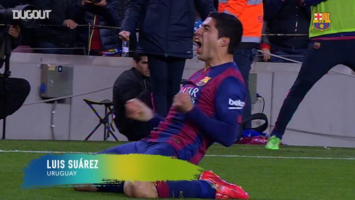 Copa América Superstars: Luis Suárez