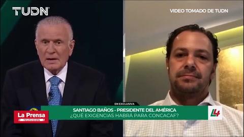 En el América analiza retirar al equipo de la Concachampions