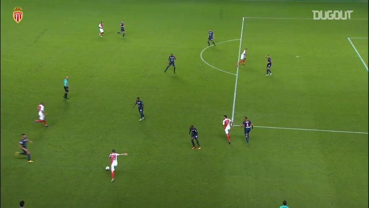 AS Monaco's top five goals vs Montpellier