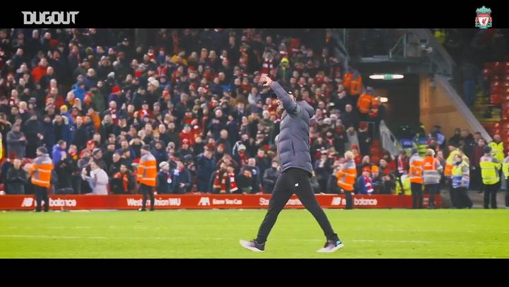 Liverpool Premier Lig Şampiyonu!