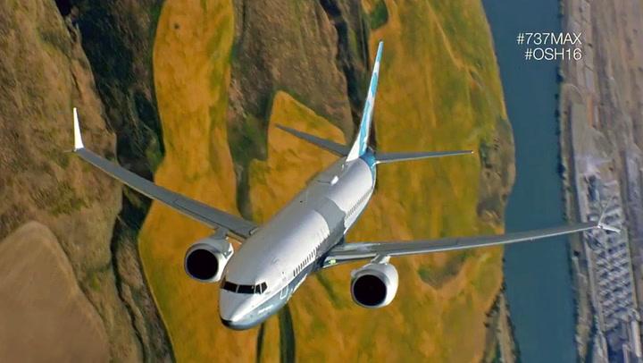 Boeing tester grensene med nytt fly