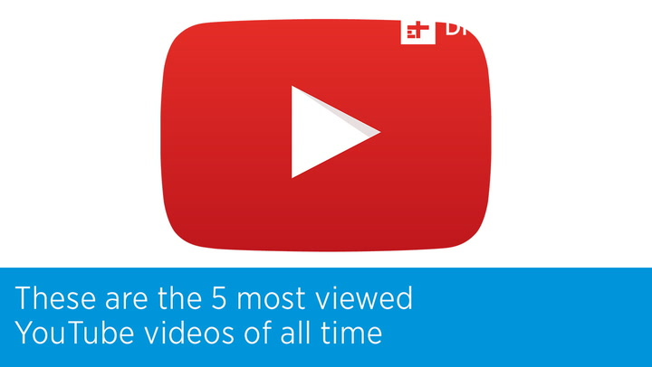 The Most Viewed Youtube Videos Of All Time Digital Trends