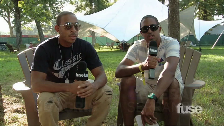 Festivals: Bonnaroo:  ludacris Interview