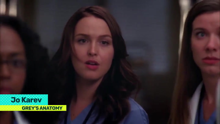 Who is jo wilson dating on greys anatomy