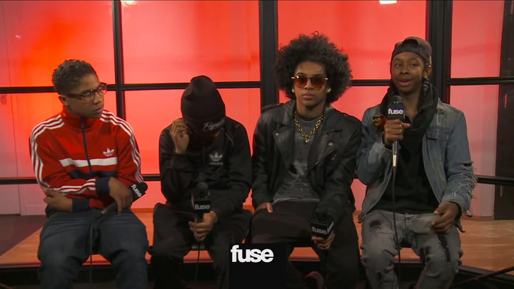 Interviews: Mindless Behavior On Getting Started