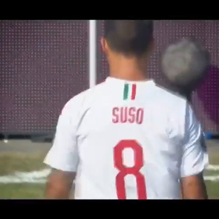 En Italia dicen que Suso da el OK al Sevilla y que sólo falta el del Milan