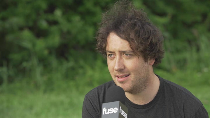 The Wombats' Matthew Murphy Talks Finding Success In The States