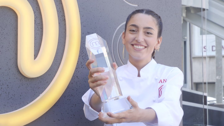 Entrevista Ana Ganadora Masterchef 8