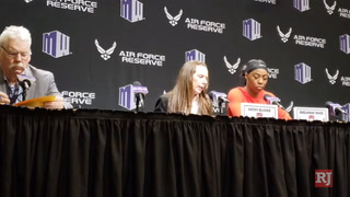 Olivier on loss to San Jose State – VIDEO
