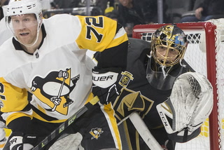 Golden Edge: Fleury Plays Against Former Team