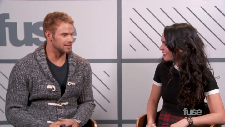 Shows: Top 20: Kellan Lutz Interview